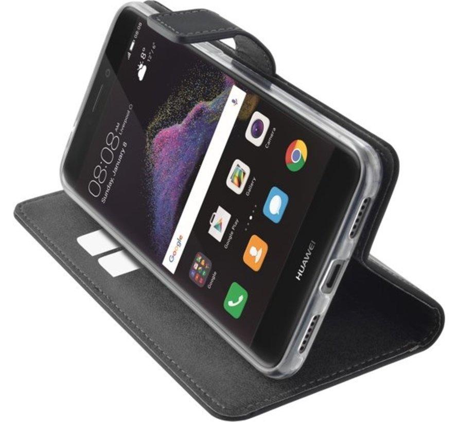 Mobiparts - Premium Wallet TPU Case Huawei P8 Lite (2017) - Zwart