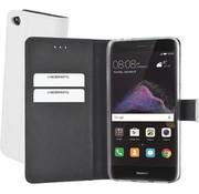 MobiParts Mobiparts - Premium Wallet TPU Case Huawei P8 Lite (2017) - Wit