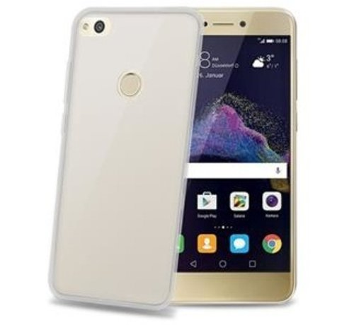 Celly Celly - Gelskin Cover Huawei P8 lite (2017) - Transparant