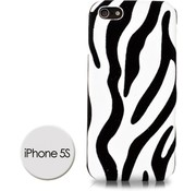 DS Styles DS Styles - Zebra Case Voor Iphone 5/5s