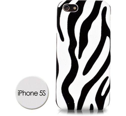 DS Styles DS Styles - Zebra Case Voor Iphone 5/5s