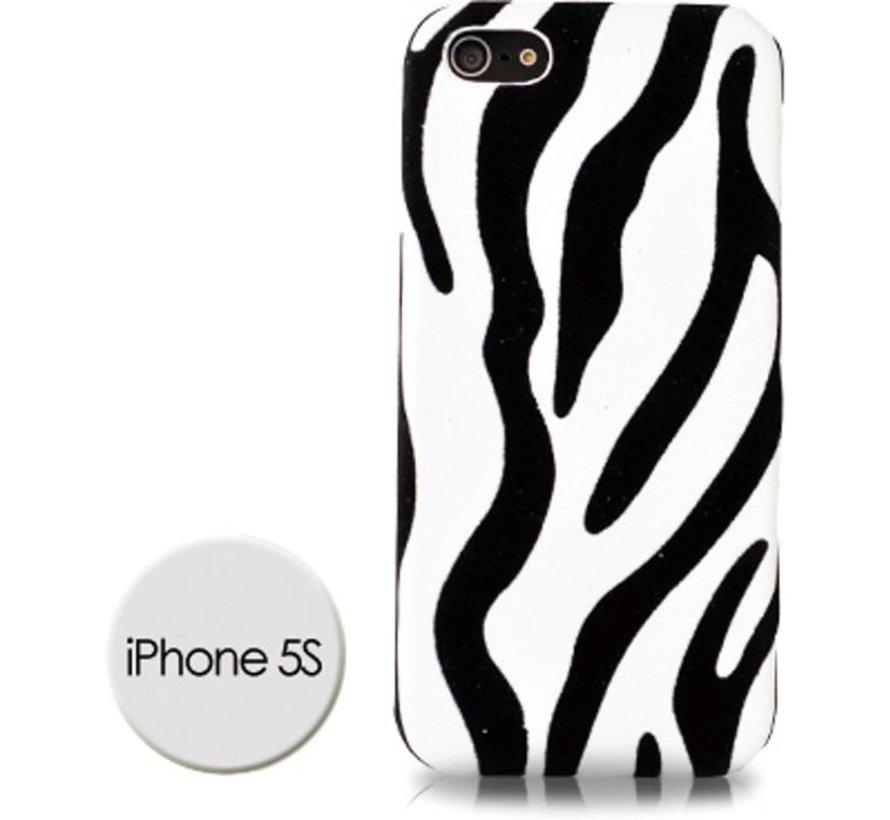 DS Styles - Zebra Case Voor Iphone 5/5s