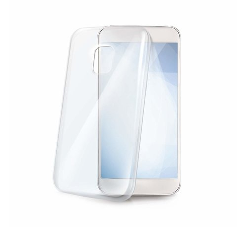 Celly Celly - Gelskin Case Samsung Galaxy S6 - Transparant