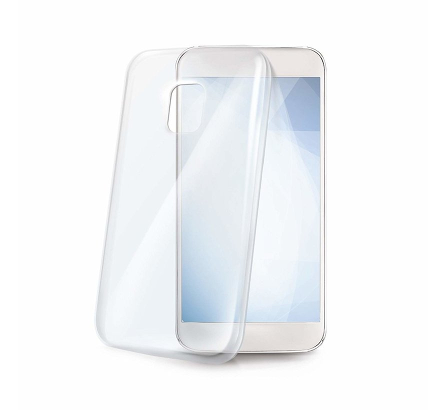 Celly - Gelskin Case Samsung Galaxy S6 - Transparant
