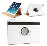 GSMWise Apple iPad Air 2 (iPad 6) - 360 graden draaibare Hoes - Kleur Wit