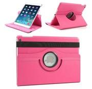 GSMWise Apple iPad Air 2 (iPad 6) - 360 graden draaibare Hoes - Kleur Hot Pink