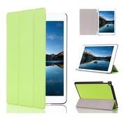 GSMWise Apple iPad Mini 4 - PU lederen Smart Case - Groen