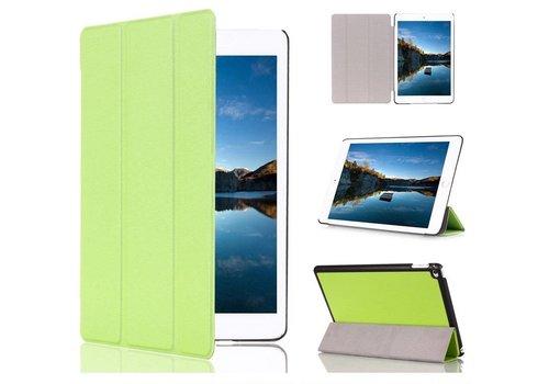 Apple iPad Mini 4 - PU lederen Smart Case - Groen