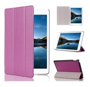 GSMWise Apple iPad Mini 4 - PU lederen Smart Case - Paars