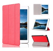 GSMWise Apple iPad Mini 4 - PU lederen Smart Case - Rood