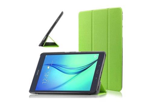 Samsung Galaxy Tab A 9.7 - PU lederen Smart Case - Groen
