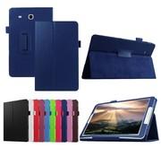 GSMWise Samsung Galaxy Tab E 9.6 - Book Case Hoes - Blauw