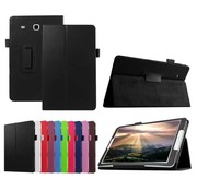 GSMWise Samsung Galaxy Tab E 9.6 - Book Case Hoes - Zwart