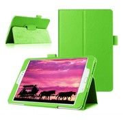GSMWise Samsung Galaxy Tab S2 8.0 - Book Case Hoes - Groen