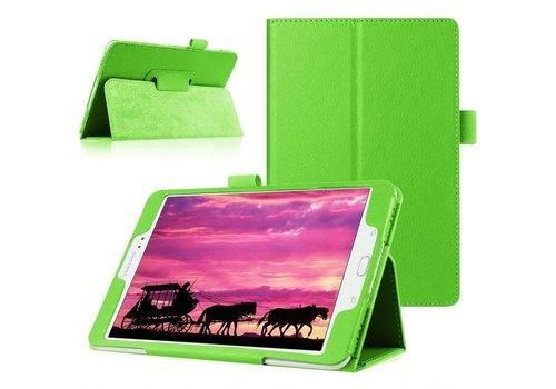 Samsung Galaxy Tab S2 8.0 - Book Case Hoes - Groen