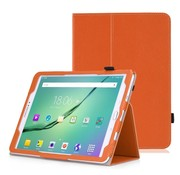 GSMWise Samsung Galaxy Tab S2 8.0 - Book Case Hoes - Oranje