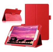 GSMWise Samsung Galaxy Tab S2 8.0 - Book Case Hoes - Rood