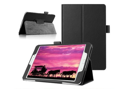 Samsung Galaxy Tab S2 8.0 - Book Case Hoes - Zwart