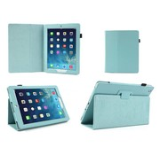 GSMWise Apple iPad Mini 4 - Book Case Hoes - Aqua Blauw
