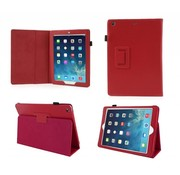 GSMWise Apple iPad Air 2 (iPad 6) - Book Case Hoes - Rood