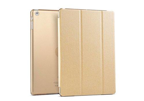 Apple iPad 2 / 3 / 4 - Zachte Zijden Design Tablet Cover - Goud