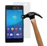 GSMWise Sony Xperia M5 Krasbestendige Glazen Screen Protector