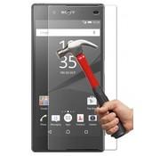 GSMWise Sony Xperia Z5 Krasbestendige Glazen Screen Protector