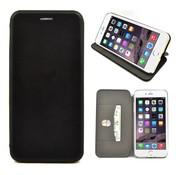 GSMWise GSMWise - iPhone 7 Plus Hoesje - Volledig Beschermende Slim PU Lederen Portumune Case - Zwart