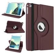 GSMWise Apple iPad Mini 1 / 2 / 3 - 360 graden draaibare Hoes - Kleur Bruin