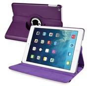 GSMWise Apple iPad Mini 4 - 360 graden draaibare Hoes - Kleur Paars