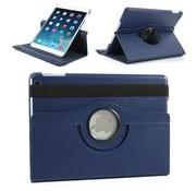 GSMWise Apple iPad Mini 4 - 360 graden draaibare Hoes - Kleur Donker Blauw