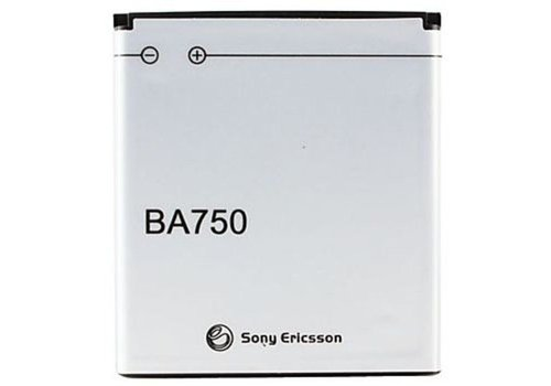 Sony Ericsson Accu BA750 (o.a. voor Xperia Arc, Xperia Arc S, Xperia Play)