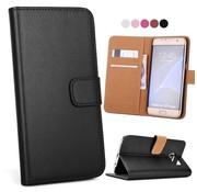 GSMWise Samsung Galaxy S7 Edge Hoesje - Wallet Case Business - Zwart