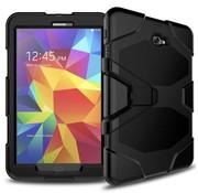 GSMWise Samsung Galaxy Tab A 10.1 (2016) Heavy Duty tablethoes - Zwart