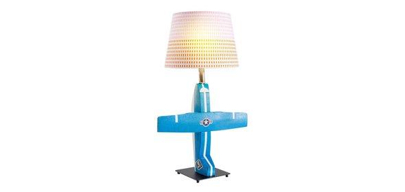 Rocky Planes Tafellamp