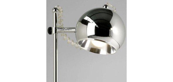 Bondy Living Witten Tafellamp Chroom