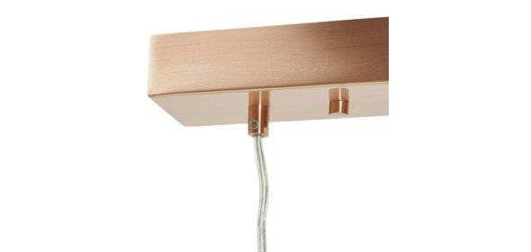 Bondy Living Dusty Hanglamp Koper