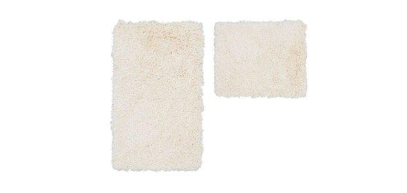 Obsession Cosmopolitan Badmat Ivory Set van 2 Basic