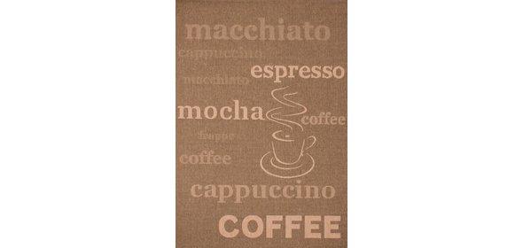 Lalee Finca Sisal Vloerkleed 200x290 Coffee 510