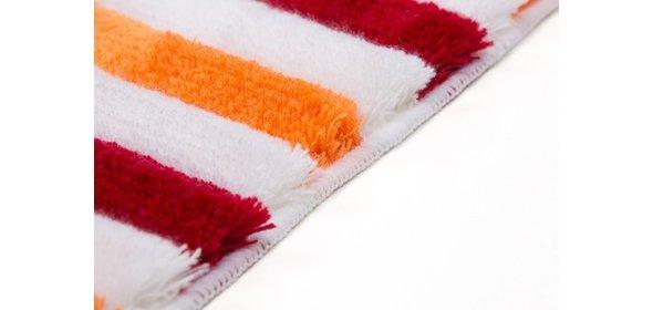 Obsession In Style Badmat Rood Set van 2 Basic
