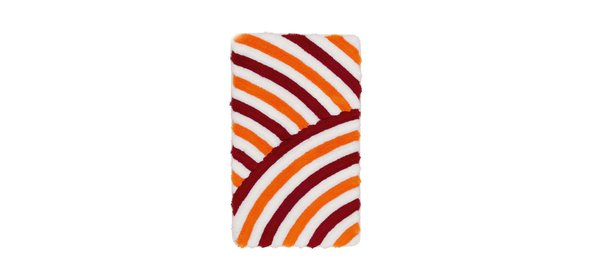 Obsession In Style Badmat Rood 65x110