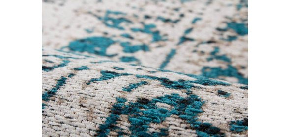 Kayoom Cocoon Vloerkleed 160x230 Turquoise