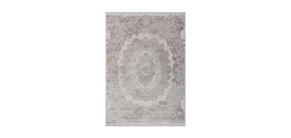 Lalee Aventis Vloerkleed 160x230 Zilver 802