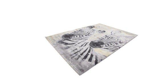 Lalee Artworks Vloerkleed 160x230 Zilver