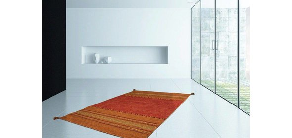Kayoom Alhambra Vloerkleed 160x230 Terra