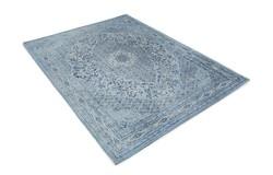 Tabriz Vloerkleed 240x170 Lichtblauw