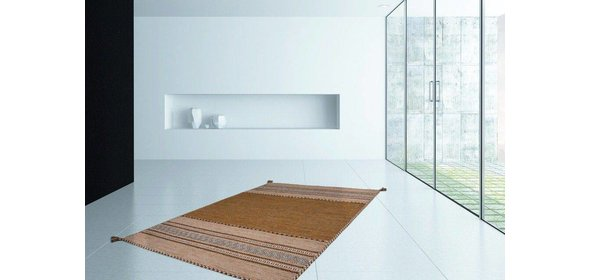 Kayoom Alhambra Vloerkleed 160x230 Bruin