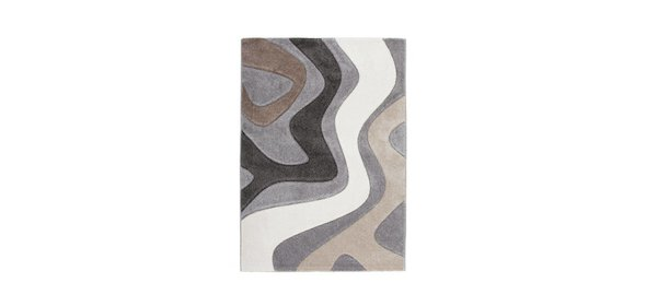 Obsession Acapulco Vloerkleed 200x290 Zilver 680