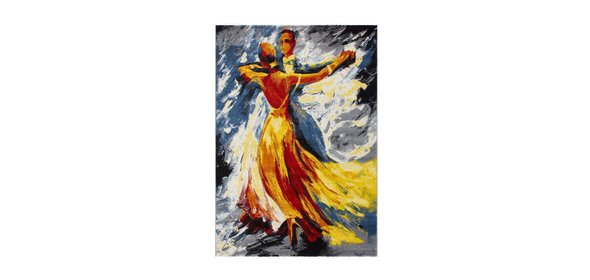 Lalee Artworks Vloerkleed 120x170 Multi 303
