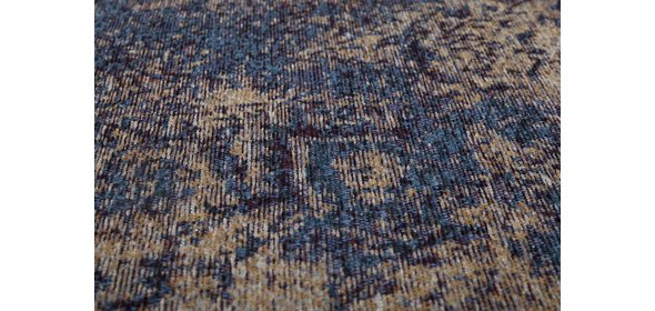 Lalee Cancun Vloerkleed 200x290 Blauw